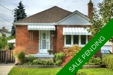 Westdale Detached home for sale:  2 bedroom  Hardwood Floors  (Listed 2015-10-13)